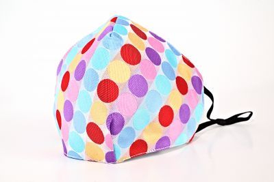 Berek Multi Color Polka Dot Mask L994937