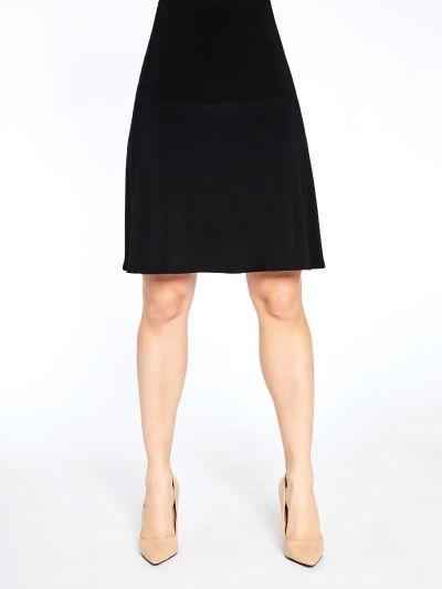 Sympli Black Romance Mini Skirt 2675
