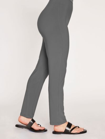 Sympli Black Essential Pant 27123