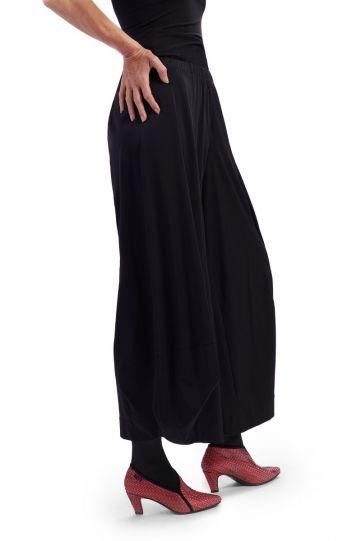 Alembika Black Essential Punto Pant AP325B