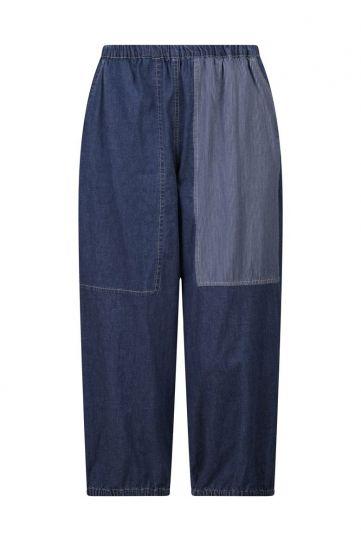 Alembika Denim Cropped Pant SP106D