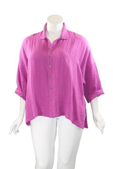 Gerties Plus Size Amaranth Big Shirt 11002156