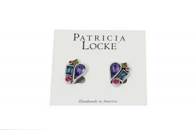 Patricia Locke Fling Downward Facing Pear Earring EC0360S