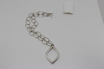 Simon Sebbag Designs Sterling Silver Link Necklace PN369