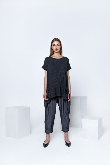 Igor Black Adam Tunic S20-63