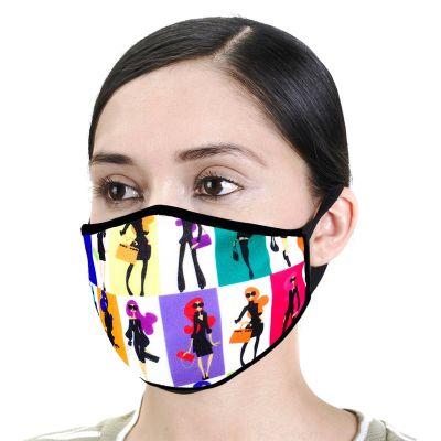 Urban X Fashionista Face Mask
