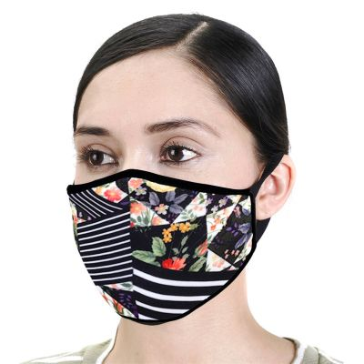 Urban X Geo Floral Face Mask