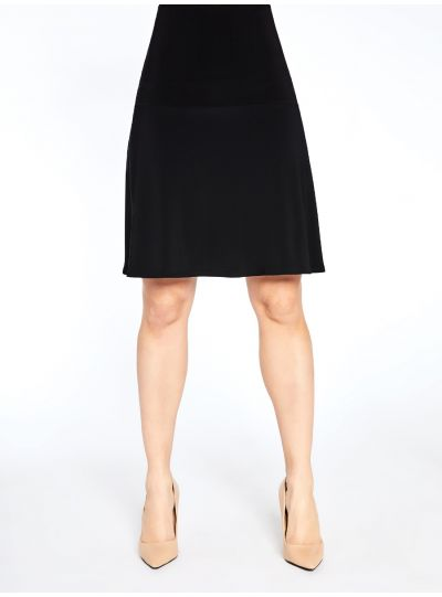 Sympli Black Romance Mini Skirt 2675