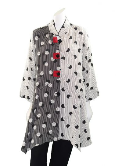 Moonlight Shadow Dot B/F Jacket 2470