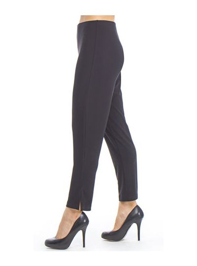 Sympli Black Narrow Pant Short 2748S