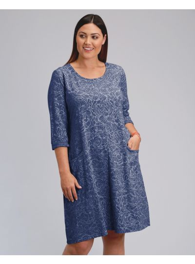 Fresh Produce Waves Dahlia Dress