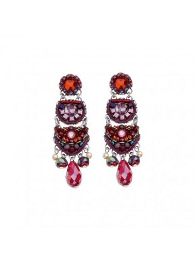 AyalaBar Ruby Tuesday Earring 011C1004