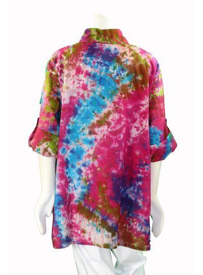 Dilemma L/T/F Cotton Tab Shirt GDB 396