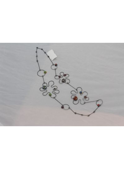 Arden Bardol Squiggles Necklace