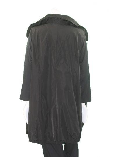 Comfy/Sun Kim Plus Size Black Vest ME525