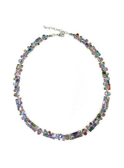 Patricia Locke Fling Confetti Necklace NK0353S
