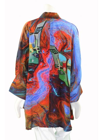 Dilemma Picasso Big Shirt SNBSC-210