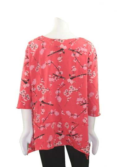 CupCake Cherry Blossoms Pullover Tee SP19-1007A