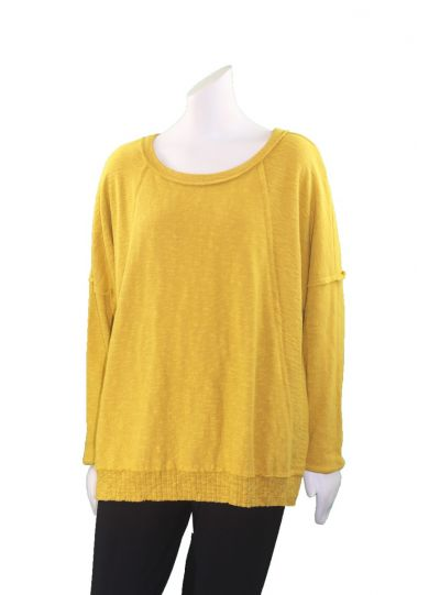 Chalet Plus Size Honey Marva Pullover Sweater XT62259