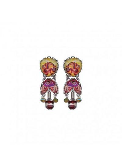 Ayalabar 0110855 Yucatan Sun Earrings