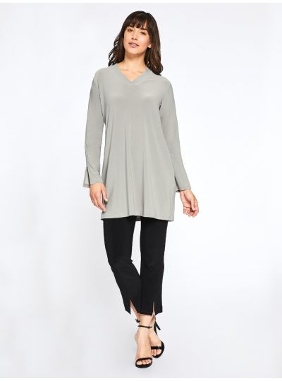 Sympli Black Shift Tunic 23138-2