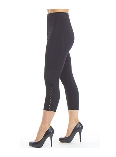 Sympli Black Diva Legging 2771