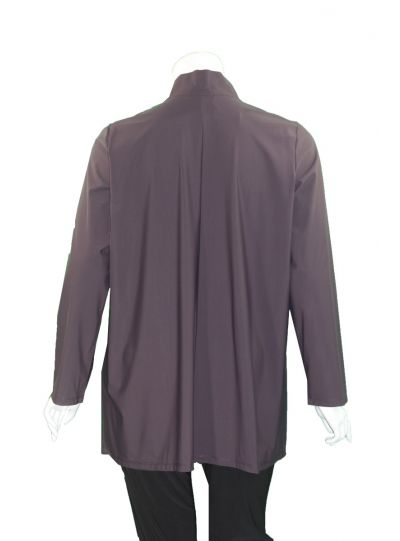Comfy/Jason Plus Size Plum Selina Jacket J148