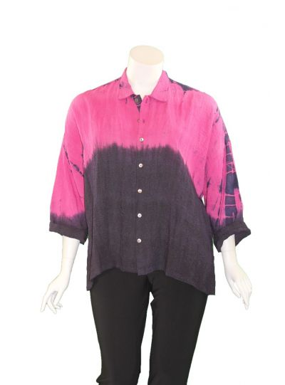 Gerties Orchid Intentional Shirt 1120-2066