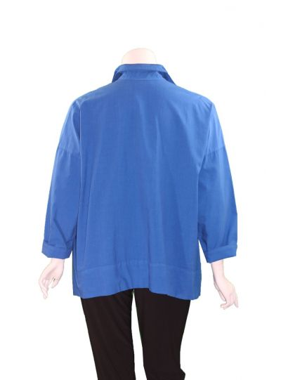 Gerties Marine Double Collar Shirt 3300-2066