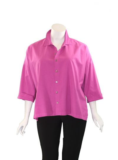 Gerties Orchid Big Shirt 3300-2057