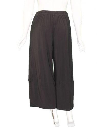 Comfy/Sum Kim Plus Size Black Anna Pant SK219