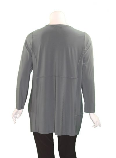 Sun Kim Plus Size Pond Isabel Tunic WSK543