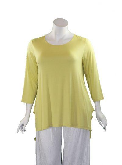 Comfy Plus Size Sun Vancouver Tunic WM790