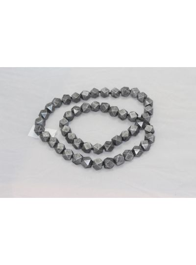 Jianhui Silver Chunky Necklace