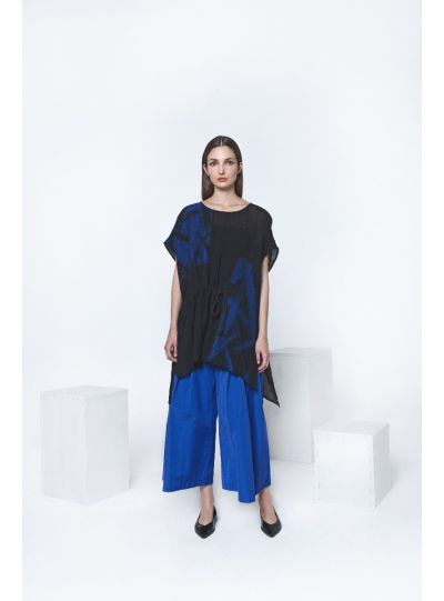 Igor Black/Blue Massi Tunic S20-126