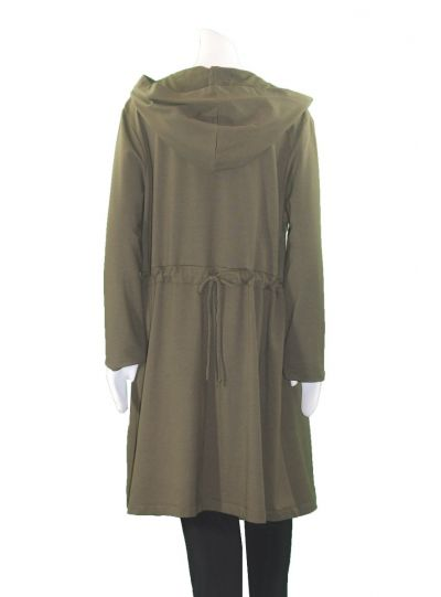 Chalet Plus Size Wornwood Fern Jacket XF65927